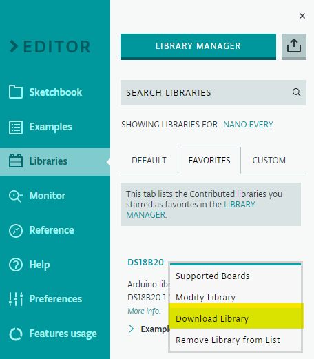 Download Library